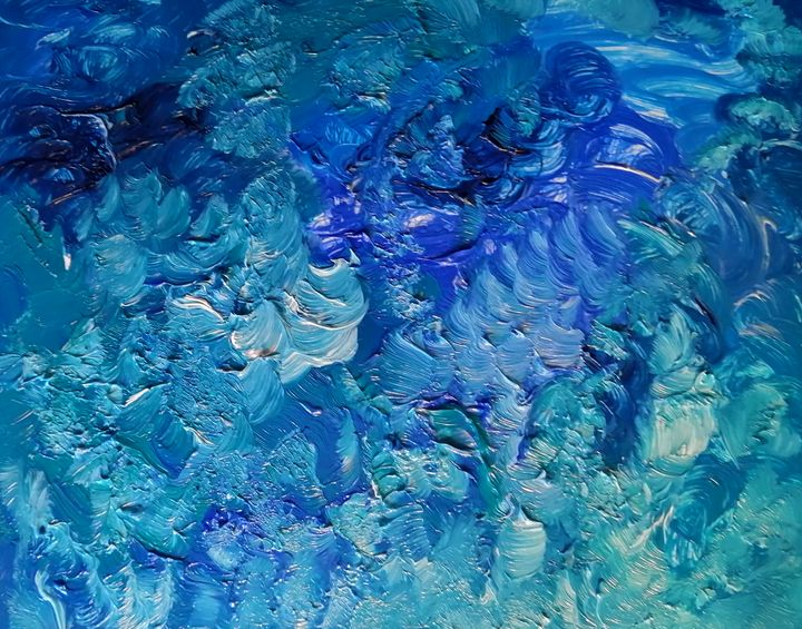 4 Blues - CS art
