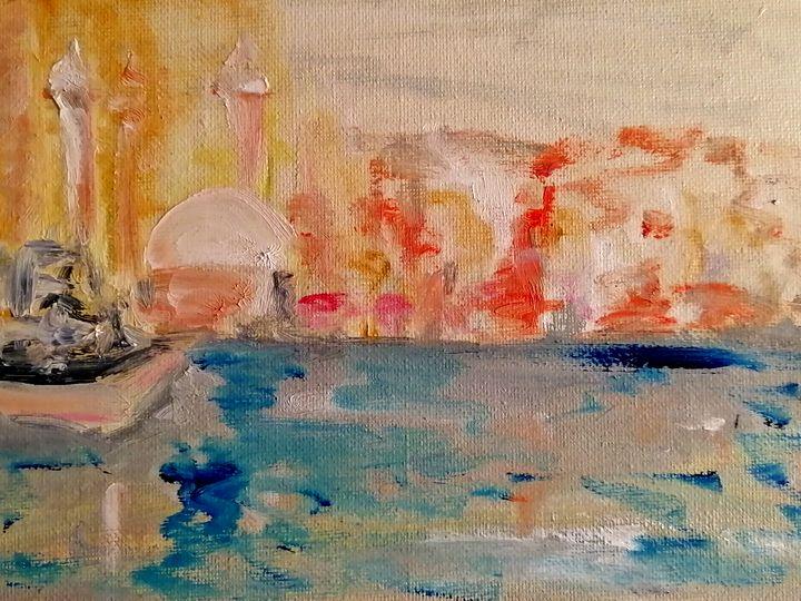 Waterway - CS art