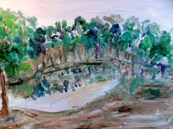 Lake 207 - CS art