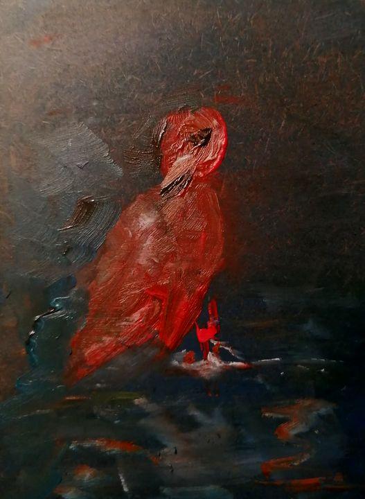 Bird 3908 - CS art