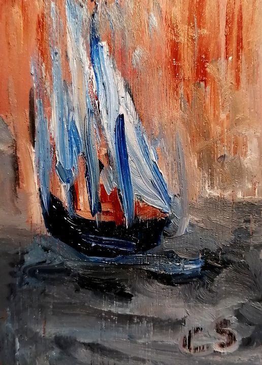 Boat 31 aug - CS art