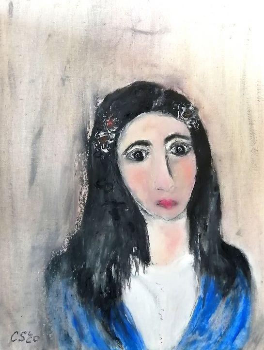 2020 Girl - CS art