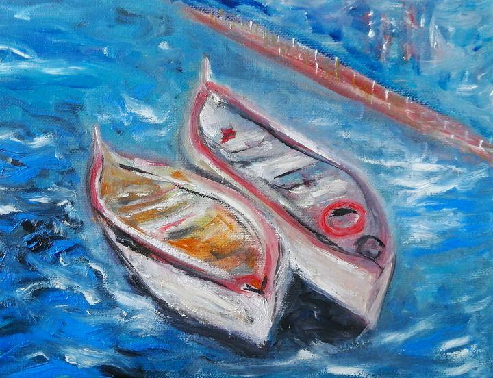 Boats 21 - CS art