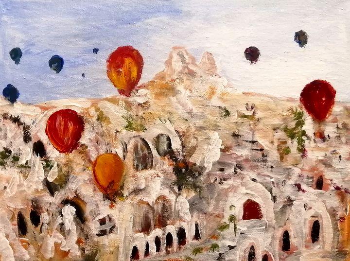 Cappadocia - CS art