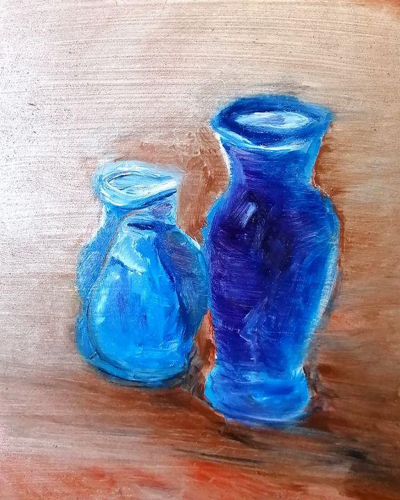 3 Vases - CS art