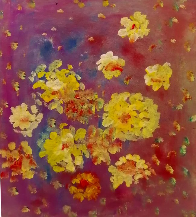 Yellow June - CS art
