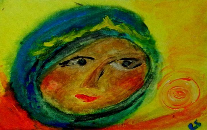 Marie - CS art