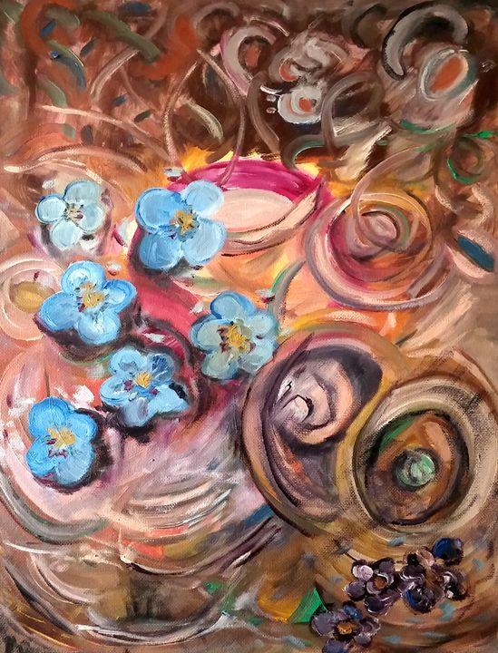 Fleurs de Careme - CS art