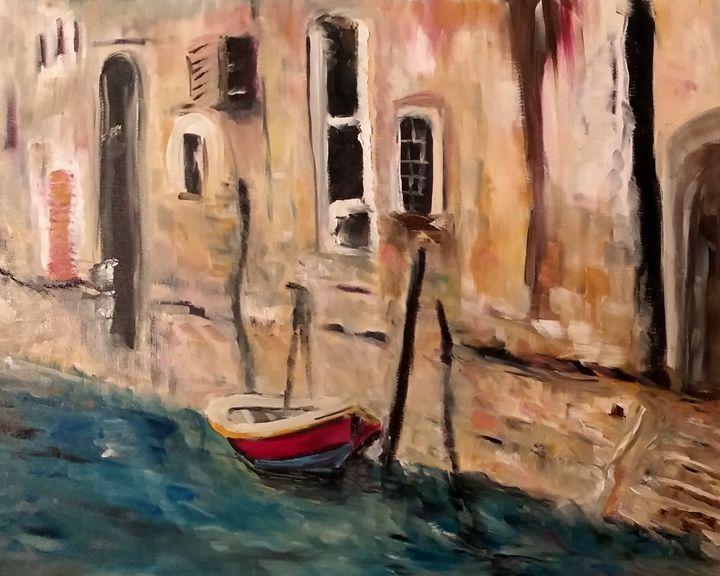 Gondola - CS art