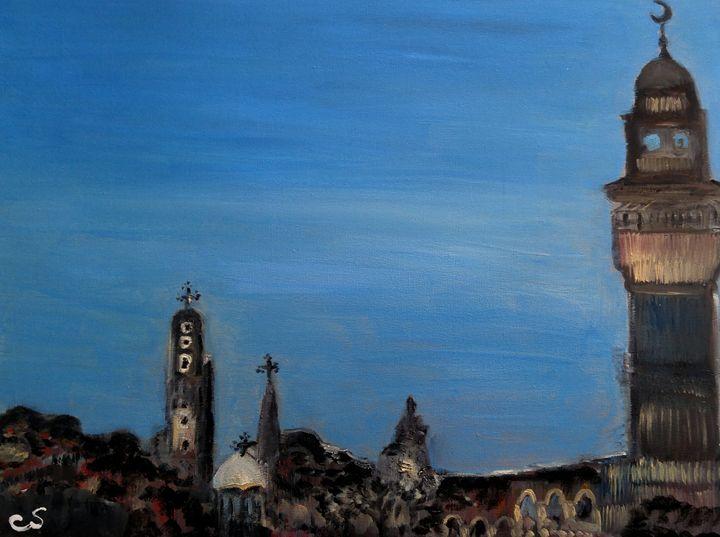 Bethlehem - CS art