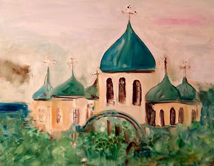 Orthodox Cathedrale - CS art