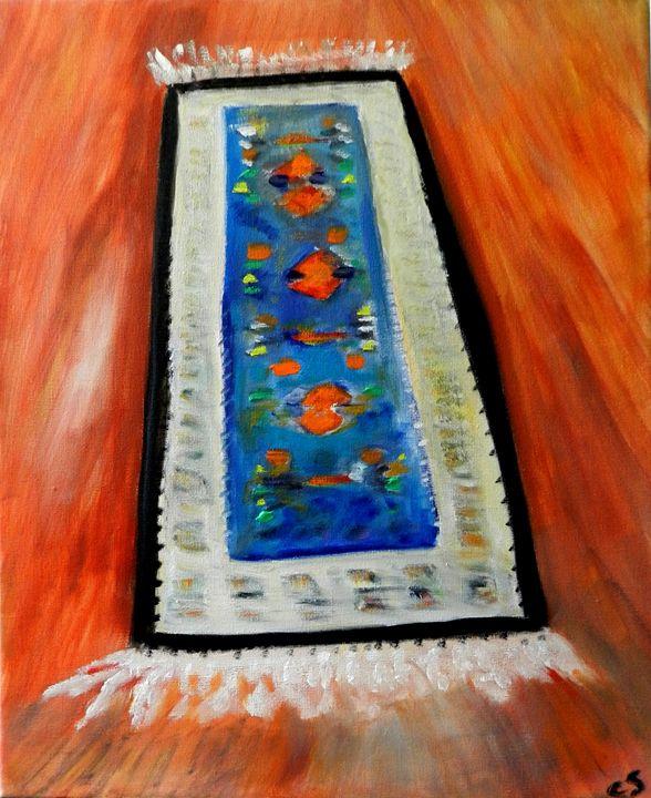 Oltenia Carpet 2 - CS art