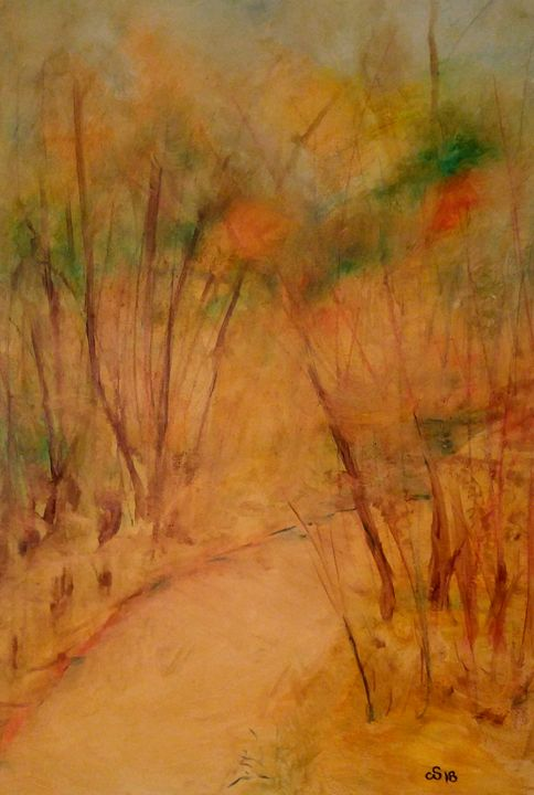 Lost in October - CS art