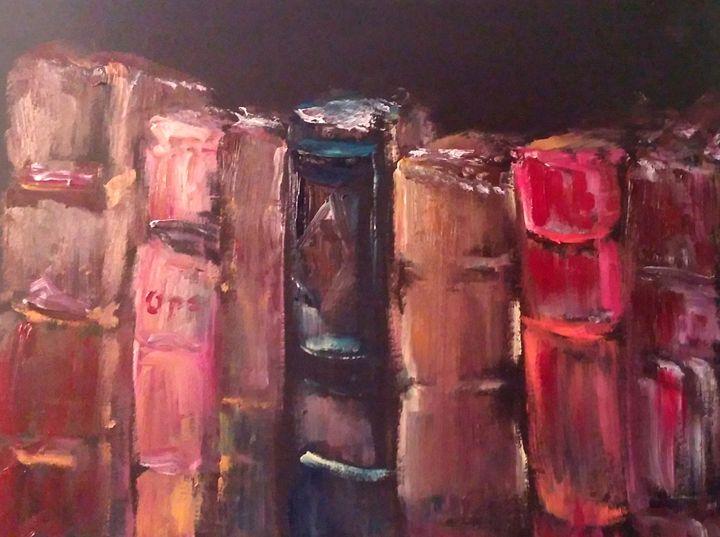 Famous Books - CS art