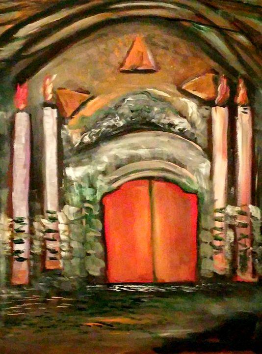 Entrance - CS art