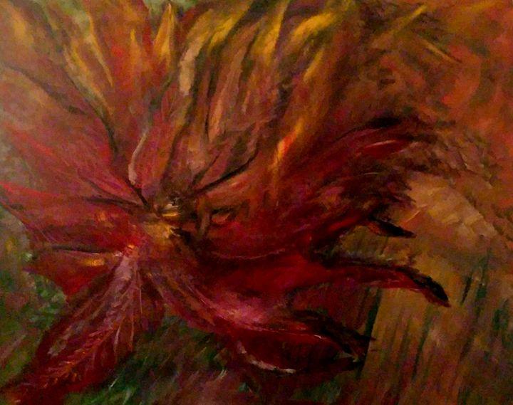 Wings of October - CS art