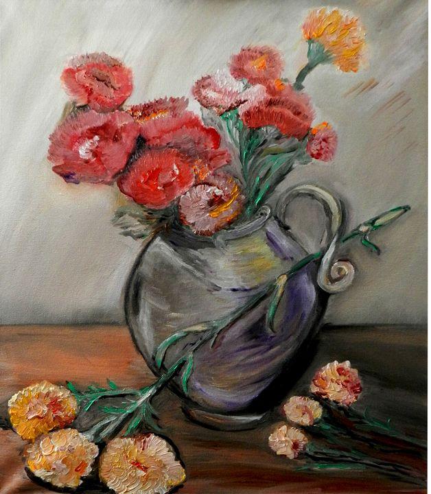 Vase 2 - CS art