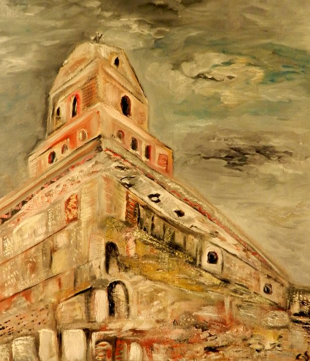 Old Church - CS art