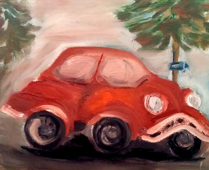 Light Car - CS art