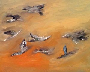 Migratory Birds - CS art