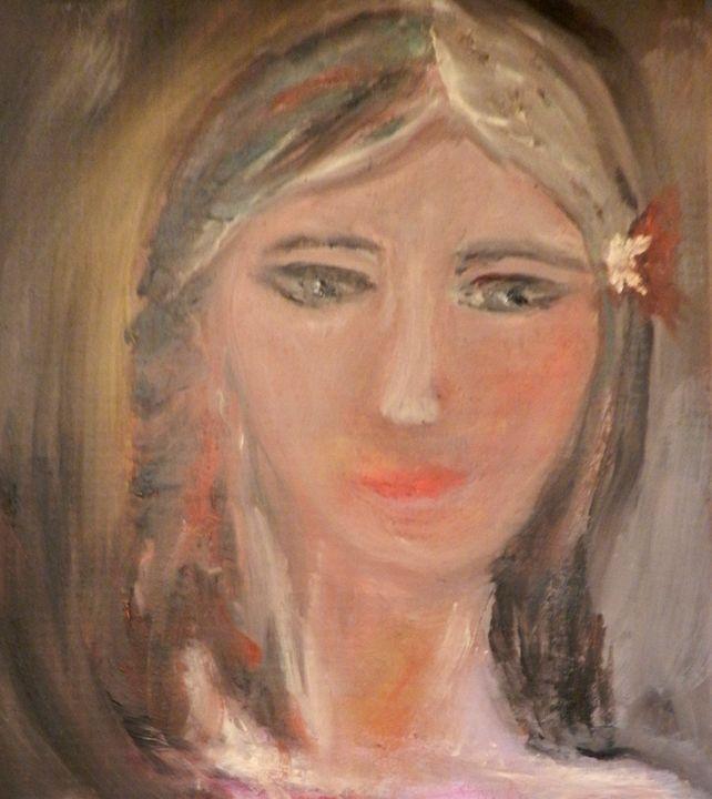 Another Unknown Portrait - CS art