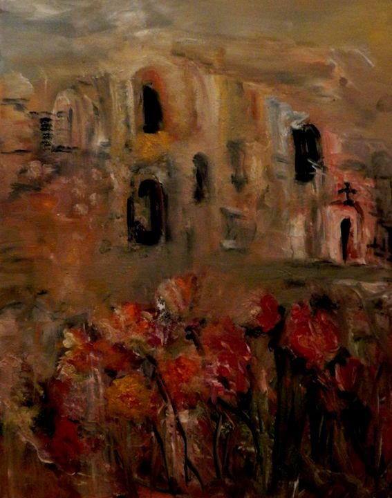 Old Village in Sicily - CS art