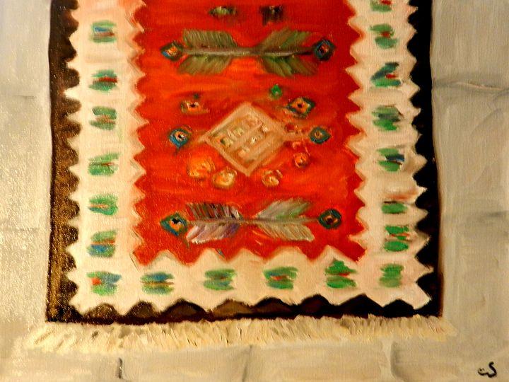 Oltenia Carpet 1 - CS art
