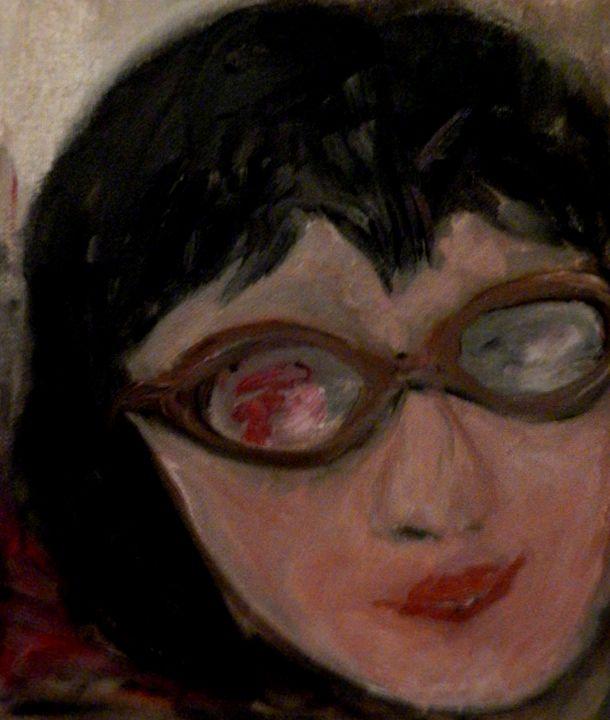 Mes lunettes - CS art