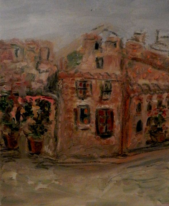 Old Village 2 - CS art