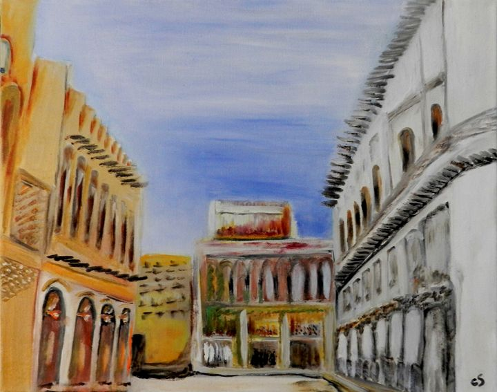 Souq - CS art