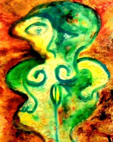 Goddess Holala by Labro - Labro Artorium