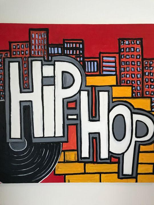 Tribute to Hip-Hop - Manuel Sierra