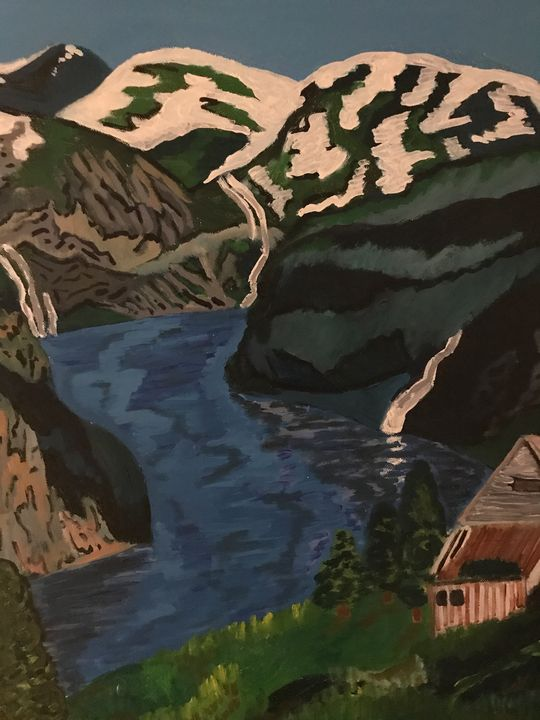 Fjord - Manuel Sierra
