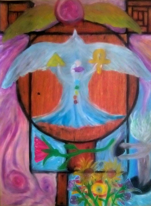 The vitruvian dream - Gino Marin Mystic & Artist