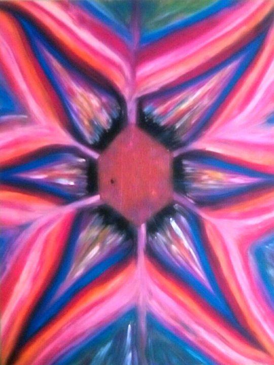 Fibonacci's doorway - Gino Marin Mystic & Artist