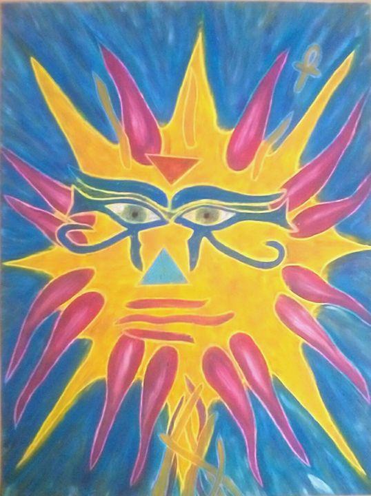 RA - Gino Marin Mystic & Artist