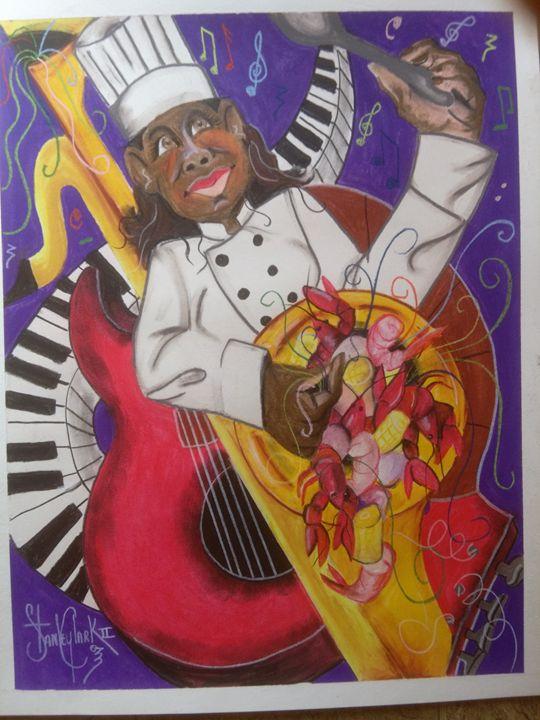 Cooking jazz - Stanley gallery