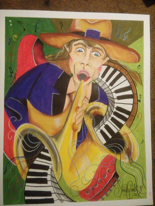 New Orleans jazz - Stanley gallery