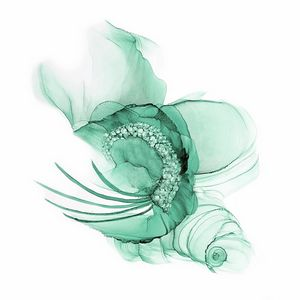 Seafoam Green Fascinator