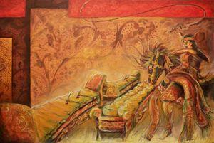 Ebeg, Gamelan dan Nusantara