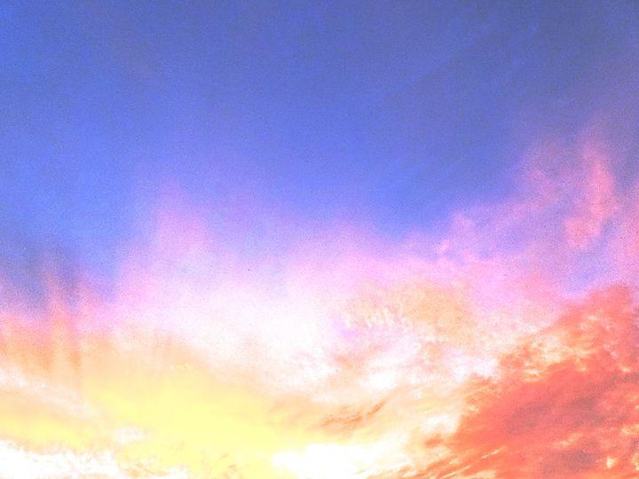 Heaven at Dusk - Leah Roseann