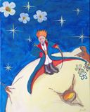 16x20 The little Prince