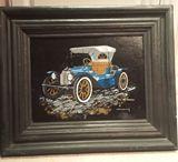 """12 x 16"""" H. Hargrove Carrington 1910"""