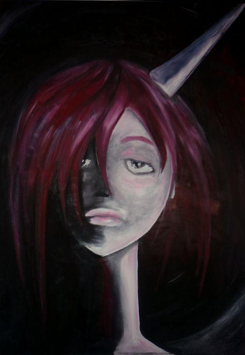 Unicornia roja - Paul Dahuach