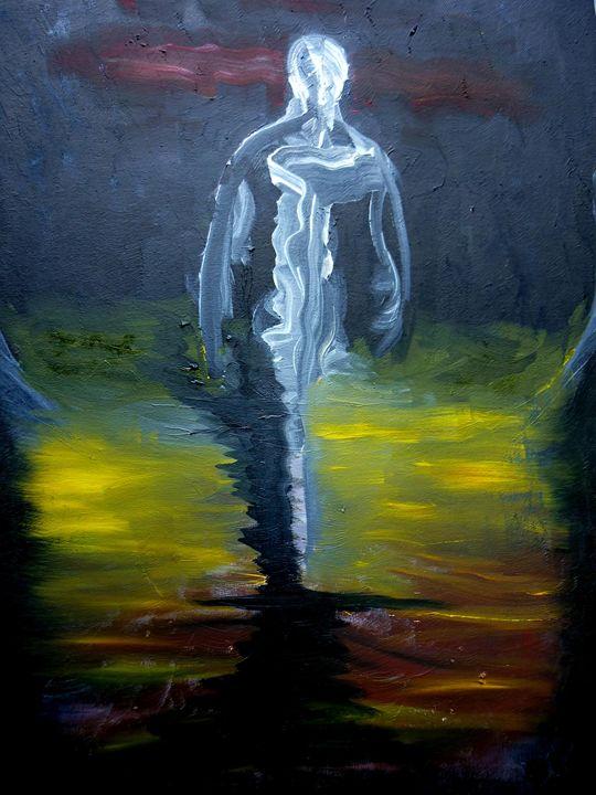 El anima y la bruma - Paul Dahuach