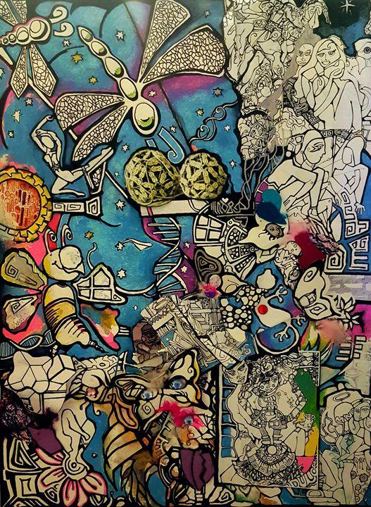 Birth of a Galaxy - Lori Hammond