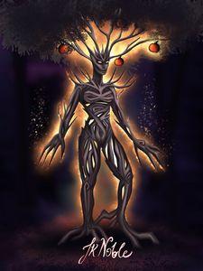 Woodland Demon