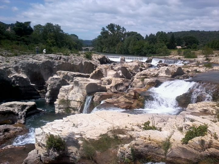 Cascades Southern France - Couper Creations