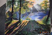 Acrylic Painting Original