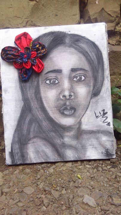 beauty - liz afri art